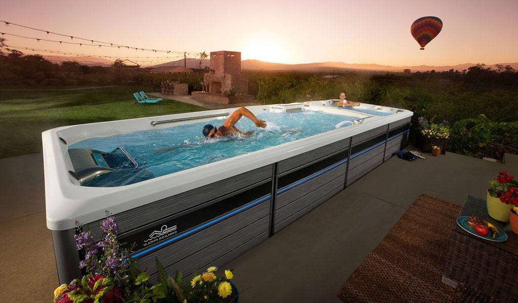 Quels sont les avantages du spa de nage?