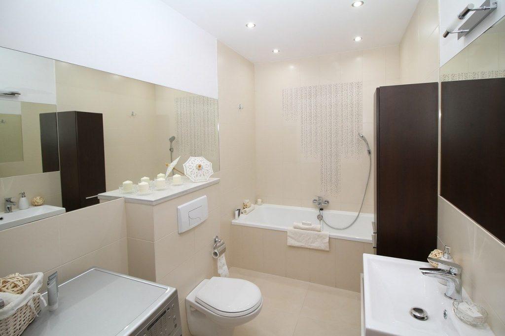 Toilette salle de bains wc tradtionnel